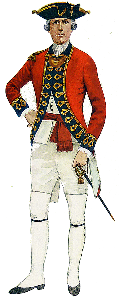 Infantry 1660-1790