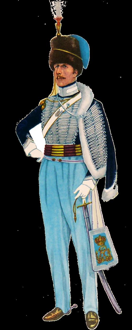 Cavalry Uniforms 1705-1960