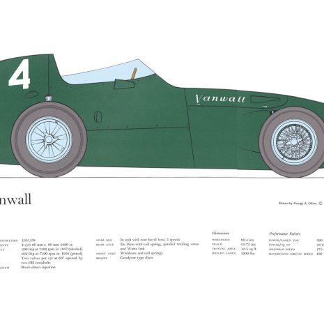 AM10 Vanwall