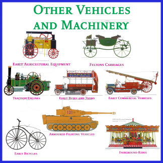 Other Vehicles and Machinery