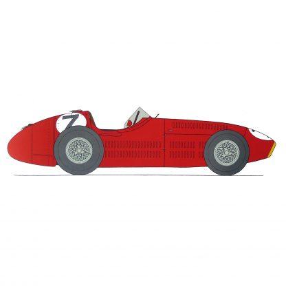AM 09 Maserati 250 F