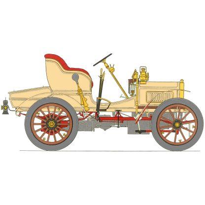 AU 12 Rolls-Royce 10 1904