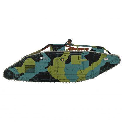 AY 01 Mark V (Male) Tank