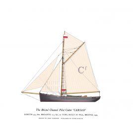 Bristol Channel Pilot Cutter, Cariad