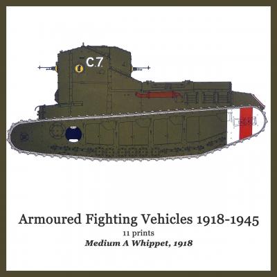 AY03 Medium A, Whippet tank (1918)(P)