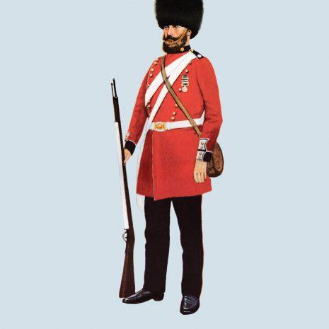 ATIII04 Private, Coldstream Guards, 1856
