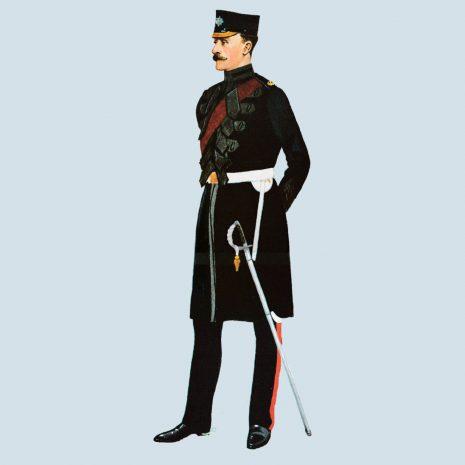 ATIII 13 1901 Major, Irish Guards