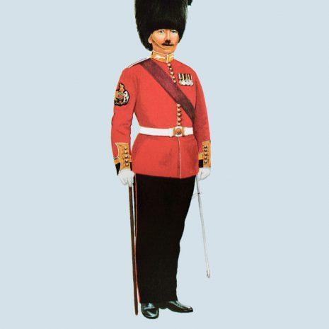 ATIII 15 1920 Regimental Sergeant Major, Welsh Guards