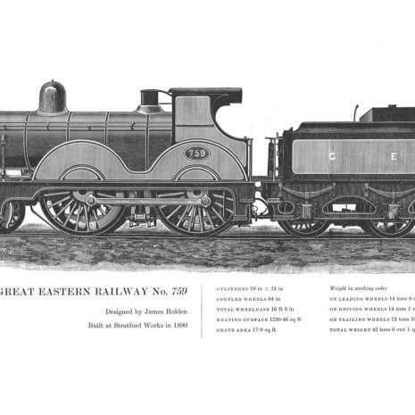 RA12 Great Eastern No 759