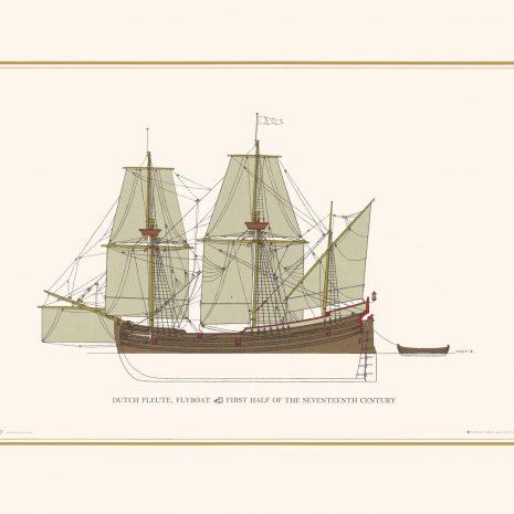 TGS07 Dutch Fleute, Flyboat