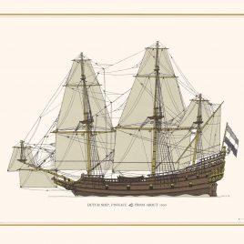 Dutch Ship Pinnace