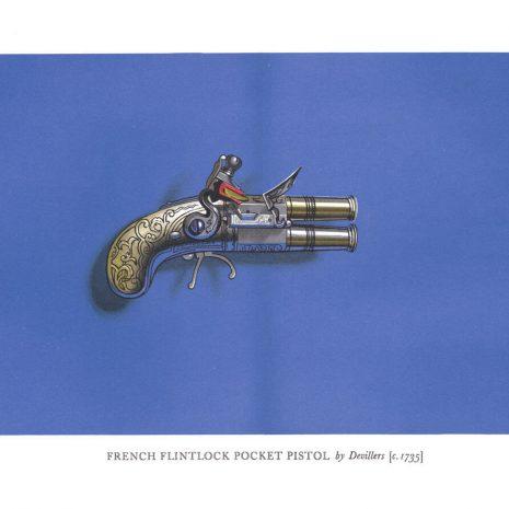 AO09 French Flintlock
