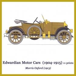 SOL AA10 1912 Morris Oxford