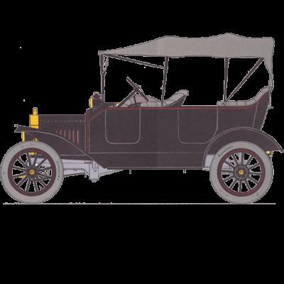 Edwardian Motor Cars [1904-1915]