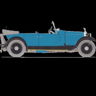 Vintage Motor Cars (1919-1927)