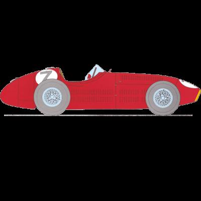 Historic Racing Cars (1907-1960)