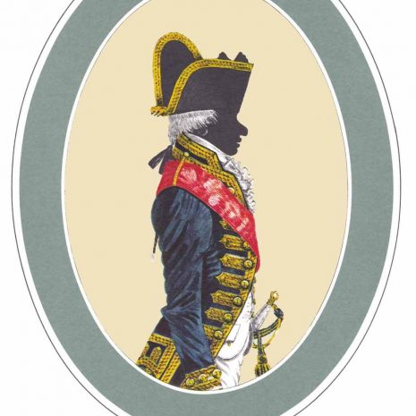 AR01 A Admiral Full Dress (1787-1795)