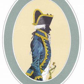 Master and Commander, Full Dress, 1787-1812