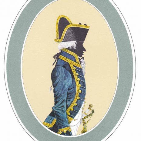 AR03 A Master and Commander Full Dress (1787-1795)