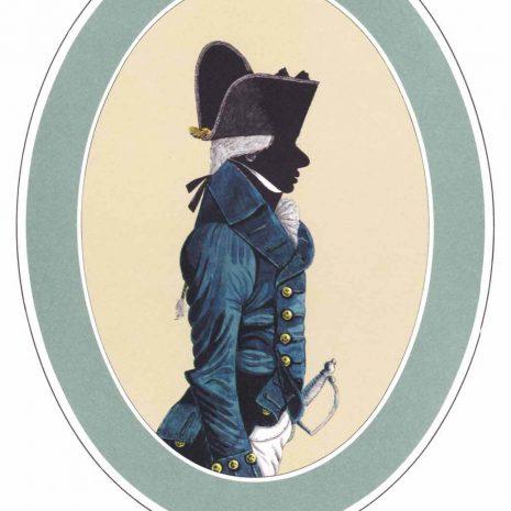 AR04 A Warrant Officer (1787-1807)