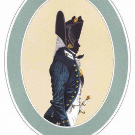 Midshipman, 1787-1795