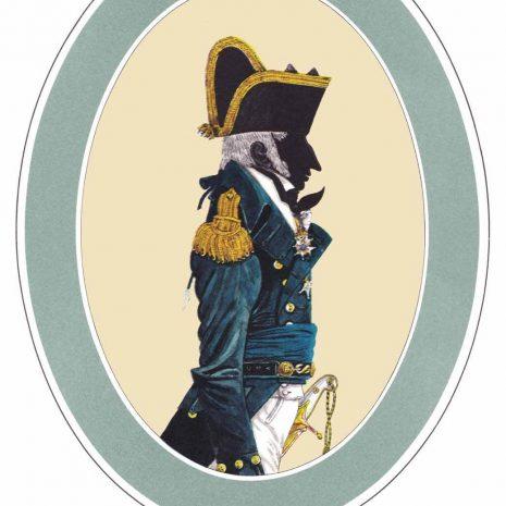 AR06 B Captain, Undress uniform (1795-1812)