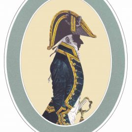Commander, Full Dress, 1787-1812