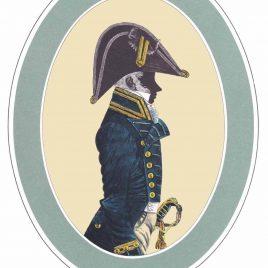 Physician, Full Dress, 1805-1825
