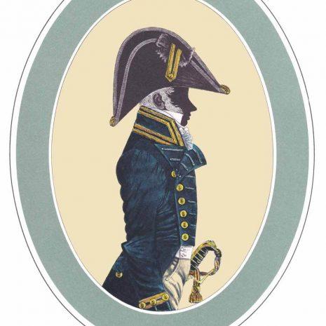 AR08 A Physician, full dress (1805-1825)