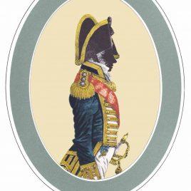Admiral, Full Dress, 1812-1825