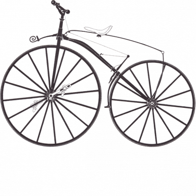 Early Bicycles 1790-1907