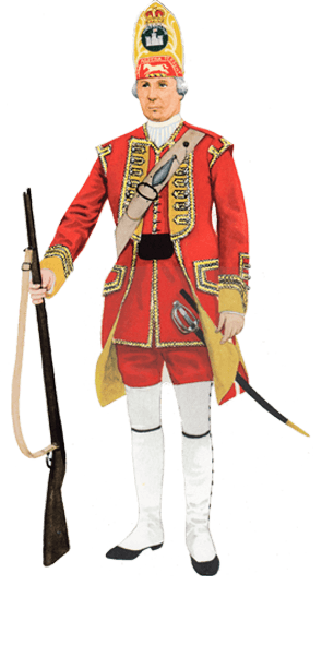 Infantry: The Restoration to Neglect (1660-1790)